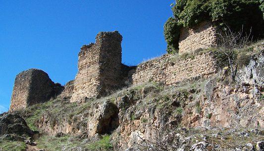 Castillo Riopar viejo
