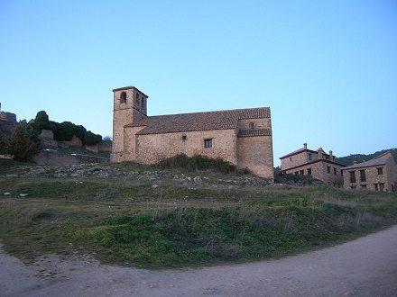 Iglesia espiritu Santo Riopar