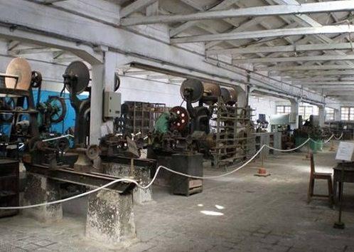 Reales fabricas de Bronce Riopar
