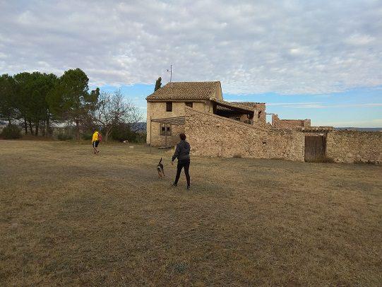 Ruta senderismo poblado Ibero barranco la Bastida 1