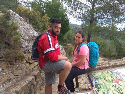 cima Montcabrer desde Cocentaina 10
