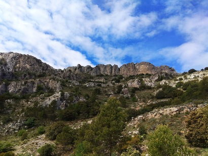 cima Montcabrer desde Cocentaina 4