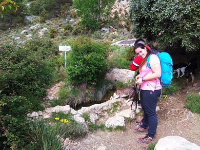 cima Montcabrer desde Cocentaina 6