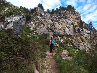 cima Montcabrer desde Cocentaina 7