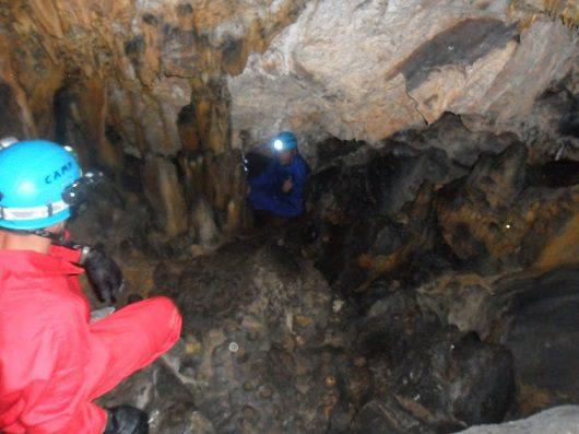 cuevas simas pais vasco