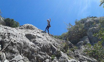 Zonas escalada Andalucia