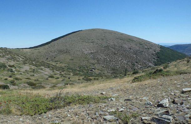 Cima cerro del Corralejo