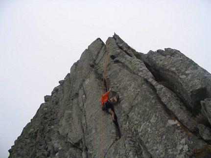 Zona escalada Hio Donon