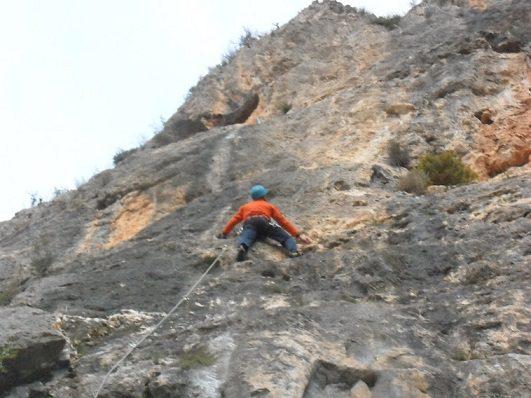 zonas escalada galicia