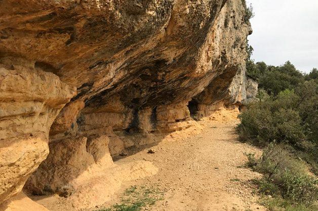 Cueva dels Calaixos