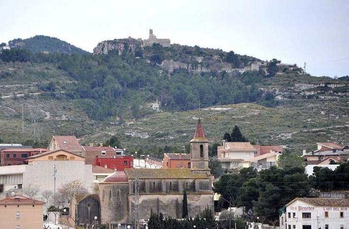 Sant Miguel de Olerdola