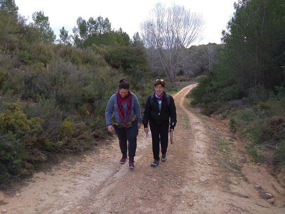 Ruta senderismo ermita Morera Fuset 1