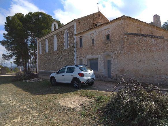 Ruta senderismo ermita Morera Fuset 5