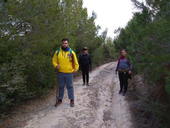 Ruta senderismo ermita Morera Fuset 6
