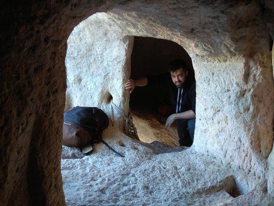 Ruta senderismo cova de les Finestres 5
