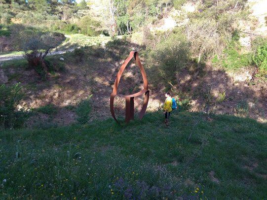 Ruta esculturas de Carricola 3
