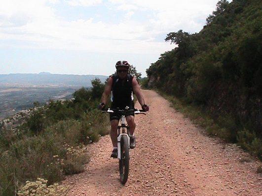 Mountain bike Atzeneta de Albaida Fon Freda Benicadell