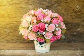 Flores de plastico