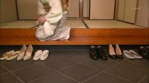 Japon quitar zapatos