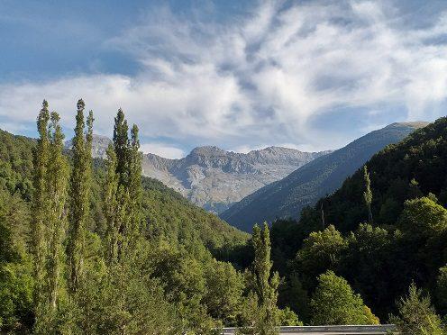Parque natural de Ordesa Monte perdido