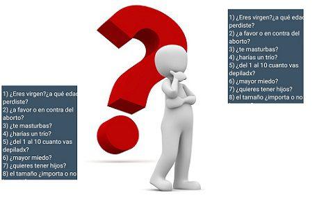 Preguntas curiosas con respuestas