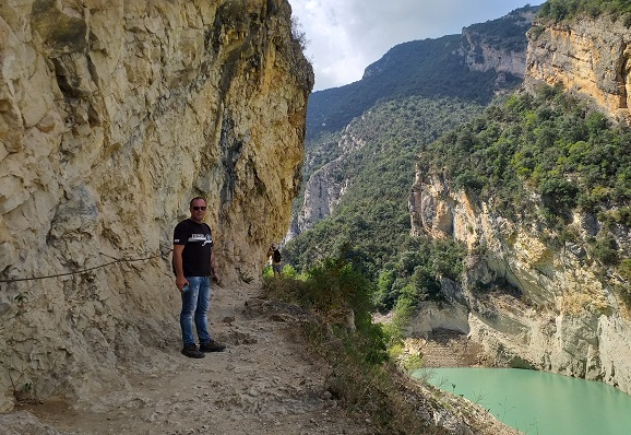Ruta congost de Mont Rebei 3