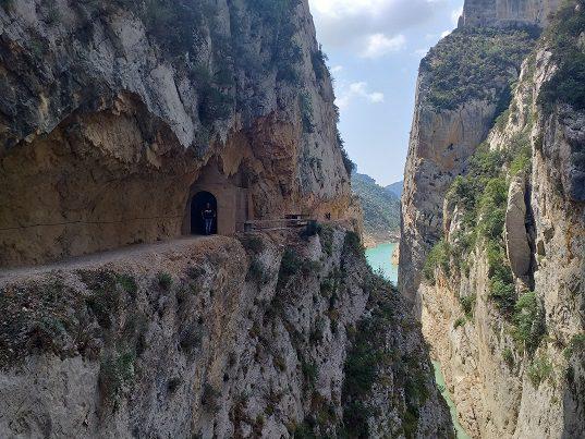 Ruta congost de Mont Rebei 5
