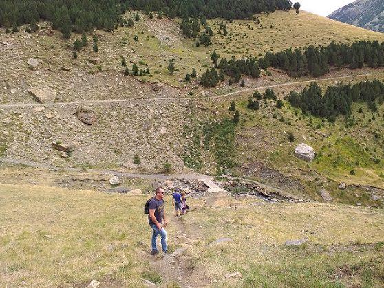 Ruta tres cascadas de Ardones 4