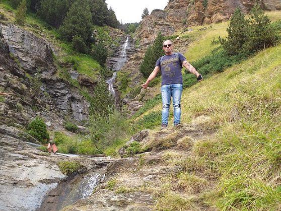 Ruta tres cascadas de Ardones 9