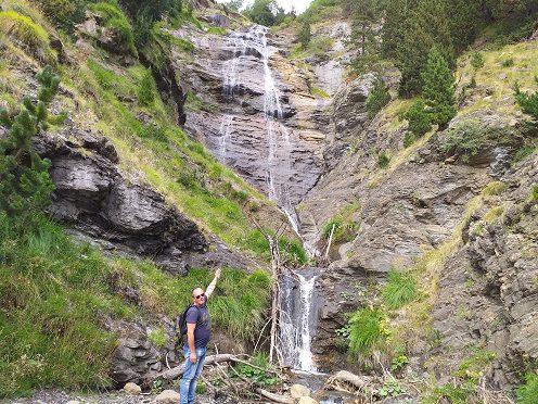 Ruta tres cascadas de Ardones 2