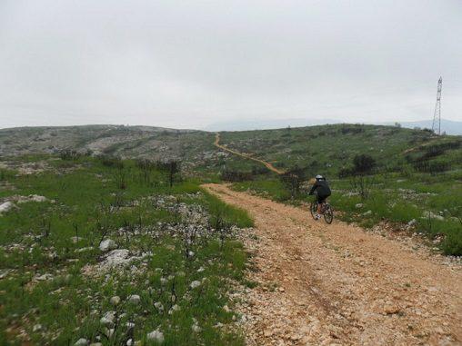 Mountain bike Ontinyent font la Dueña Banyeres 2