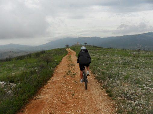 Mountain bike Ontinyent font la Dueña Banyeres