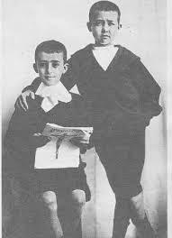 Francisco y Nicolas Franco