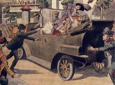 Asesinato de Franz Ferdinand