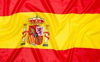 Bandera actual de España