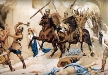 Barbaros en Hispania
