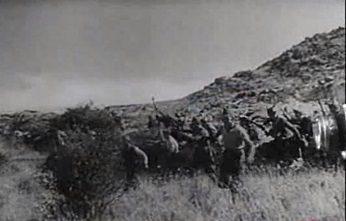 Franco y batalla de Madrid