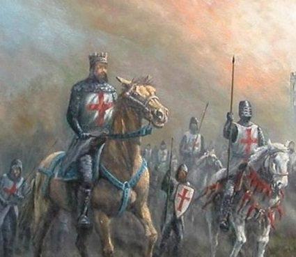 Caballeros primera Cruzada
