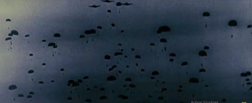 Paracaidistas en Normandia
