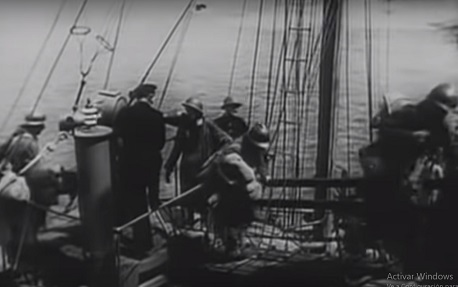 Embarque tropas en Dunkerque
