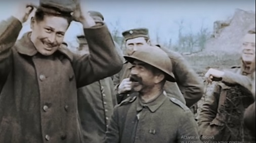 Fin primera guerra mundial
