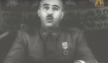 Francisco Franco al poder