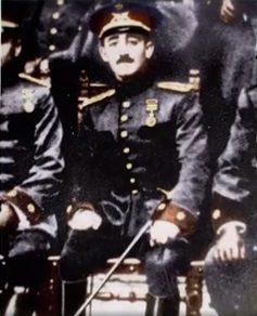 Francisco Franco coronel
