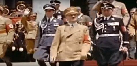 Hitler nombrado canciller