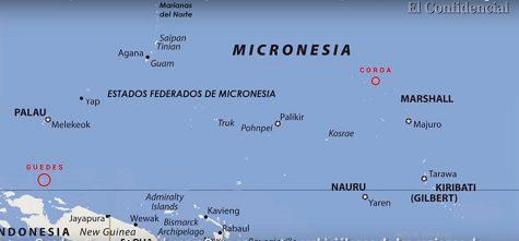 Posesiones imperio Español en el Pacifico 2
