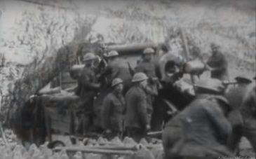 Preparativos batalla del Somme 4