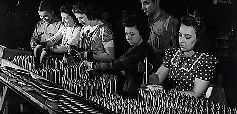 Preparativos segunda guerra mundial