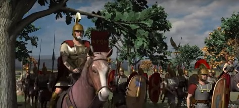Ocupacion Romana