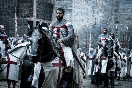 Templarios en batalla 3