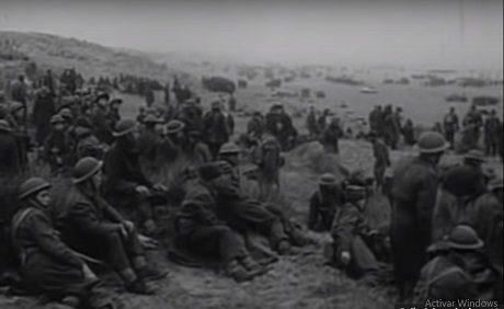 Tropas aliadas en Dunkerque